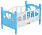 Полесье Кроватка сборная для кукол №2 (5 элементов) в пакете (62048)