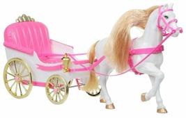 Gloria Карета с лошадью (22088)