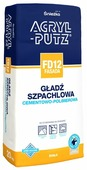 Шпатлевка Sniezka Acryl-Putz Fasada FD12