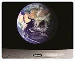 Коврик Fellowes Earth And Moon Mouse Pad FS-58715