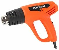 Строительный фен PATRIOT HG 215 2 режима Case