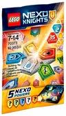 Конструктор LEGO Nexo Knights 70373 Комбо Nexo Силы 2