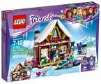 Конструктор LEGO Friends 41323 Шале на горнолыжном курорте