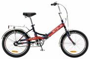 Городской велосипед STELS Pilot 430 20 (2017)