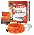 Электрический теплый пол DAEWOO ENERTEC DW140C 2800Вт