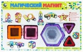 Магнитный конструктор TONG DE Магический магнит T373-D3511