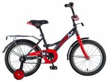 Детский велосипед Novatrack Strike 16 (2018)