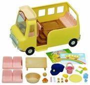Игровой набор Sylvanian Families Автобус для малышей 2634