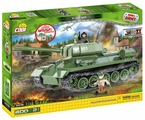 Конструктор Cobi Small Army World War II 2476 Танк Т-34-85