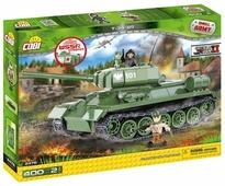 Конструктор Cobi Small Army World War II 2476 Танк Т-34-85