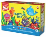 Пластилин ErichKrause Artberry Play in Clay (33306)
