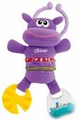 Подвесная игрушка Chicco Счастливый бегемотик (72374)
