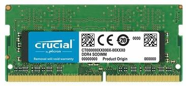 Оперативная память 16 ГБ 1 шт. Crucial CT16G4SFD8266