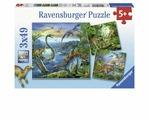 Набор пазлов Ravensburger Динозавры (09317)