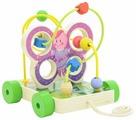 Каталка-игрушка Мир деревянных игрушек Бабочка (Д116)