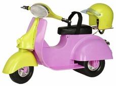 Our Generation Скутер со шлемом (BD37023Z)