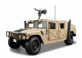 Легковой автомобиль Maisto Humvee (36874) 1:18
