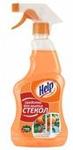Спрей Help Апельсин для мытья стекол (триггер)