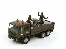 Погрузчик Пламенный мотор Вооруженные силы (870089) 1:32