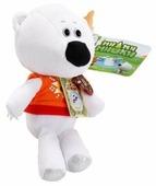 Мягкая игрушка Мульти-Пульти Ми-ми-мишки Медвежонок Белая тучка 25 см в пакете