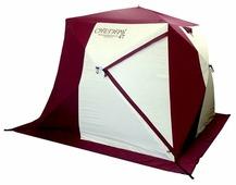 Палатка СНЕГИРЬ Зимняя Палатка 4Т