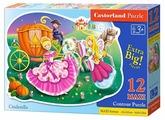 Пазл Castorland Cinderella (B-120147), 12 дет.