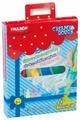 Масса для лепки PAULINDA 3D моделирование 4 цвета (160001)