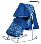 Санки-коляска Kristy Luxe