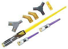 Световой меч Джедая Hasbro Звездные войны. Эпизод 8 (C2119)
