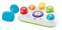 Интерактивная развивающая игрушка Fisher-Price Музыкальный молоточек
