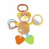 Подвесная игрушка Жирафики Мишка Вилли (939331)