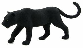 Фигурка Mojo Wildlife Черная пантера 387017