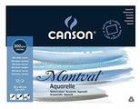 Альбом для акварели Canson Montval 40 х 30 см, 300 г/м², 12 л.