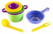 Набор посуды Пластмастер Поваренок 22107