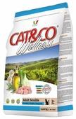 Корм для кошек Adragna Cat&Co Wellness Adult Sensible Fish and Rice