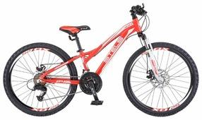 Подростковый горный (MTB) велосипед STELS Navigator 460 MD 24 V021 (2018)