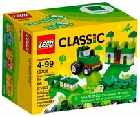 Конструктор LEGO Classic 10708 Зеленый набор для творчества