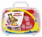 Набор доктора Играем вместе Маша и медведь (MT1092MTP-DA-R)
