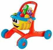 Каталка-ходунки Chicco Говорящая тележка для покупок (76550) со звуковыми эффектами