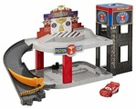 Mattel Тачки Piston Cup Racing Garage
