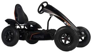 Веломобиль Berg Black Edition BFR-3
