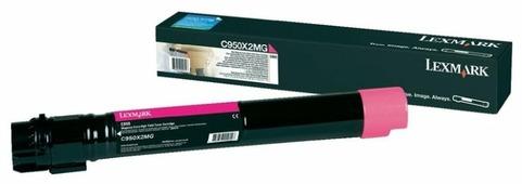 Картридж Lexmark C950X2MG