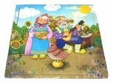 Рамка-вкладыш Shantou Gepai Русские сказки (635749) в ассортименте