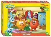 Пазл Step puzzle Мармелад Медиа Смешарики (81149), 60 дет.