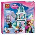 Конструктор BELA (Lari) Ice Enchanted 10435 Ледяной замок Эльзы