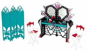 Monster High Гримерка Страх, Камера, Мотор (BDD89/BDD90)