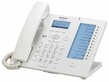 VoIP-телефон Panasonic KX-HDV230 белый