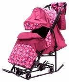 Санки-коляска Kristy Comfort Plus ВК