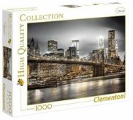 Пазл Clementoni High Quality Collection Ночной Нью-Йорк (39366), 1000 дет.