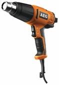 Профессиональный строительный фен AEG Powertools HG 600 V